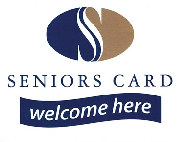 Senior card logo