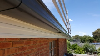 Colorbond Gutter & Fascia Cover